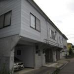 上越市加賀町のガレージ付 2K+納戸 中古住宅!