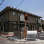 【 グランベルデ 】 1LDK 新築アパート! 上越教育大学、山麓線近く!