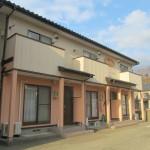 【   petit  point( プチ ポワン )   】2LDK 能生地区のメゾネットタイプのアパート!