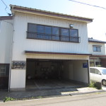 【 コーポ松和 】  2DK 2階 ガレージ付きアパート!