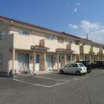 【  petit  point  quatre ( プチ  ポワン  キャトル )  】2LDK 能生地区のメゾネットタイプのアパート!