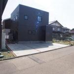 【 新築建売住宅 】五智3丁目 シンプルで洗練されたキューブ型の住宅「ZERO-CUBE」