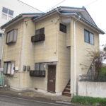 【 田中アパート 】 2DK/2階  大潟区九戸浜