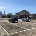 【 売地 】糸魚川市横町 141.57坪 現駐車場