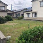 【 売地 】 糸魚川市田海 56.64坪 住宅街にあり宅地に最適